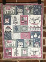 Advent Calendar Pastel Woodland Characters
